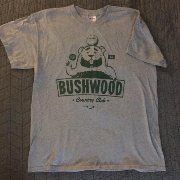 cb430d000 Gildan Shirts | Mens Caddyshack Shirt Bushwood Country Club | Poshmark